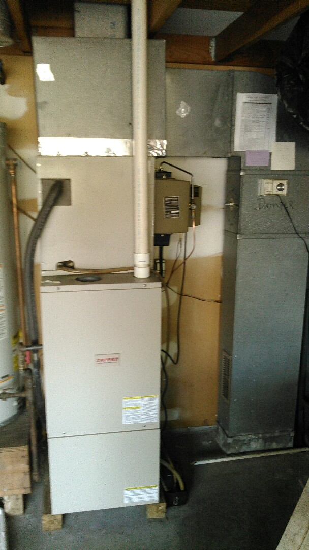 Champaign, IL - TUNE UP ON TAPPAN FURNACE