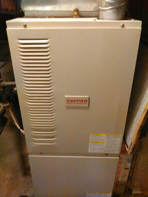 Normal, IL - TAPPAN WINTER FURNACE TUNE UP