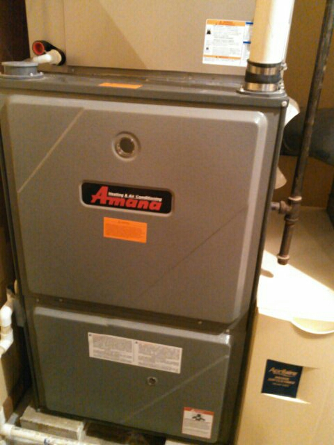 Normal, IL - AMANA FURNACE TUNE UP