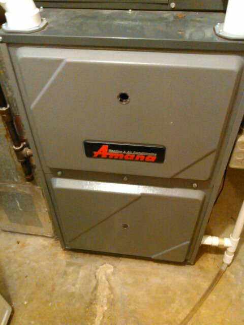 Normal, IL - AMANA FURNACE TUNE UP FOR WINTER