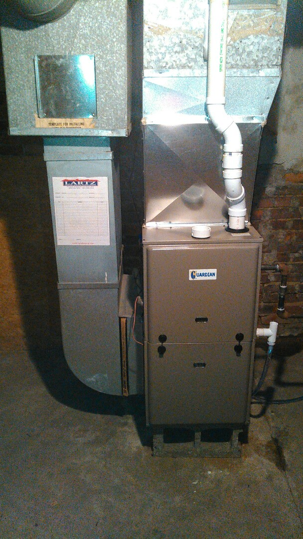 Bloomington, IL - TUNE UP ON YORK FURNACE
