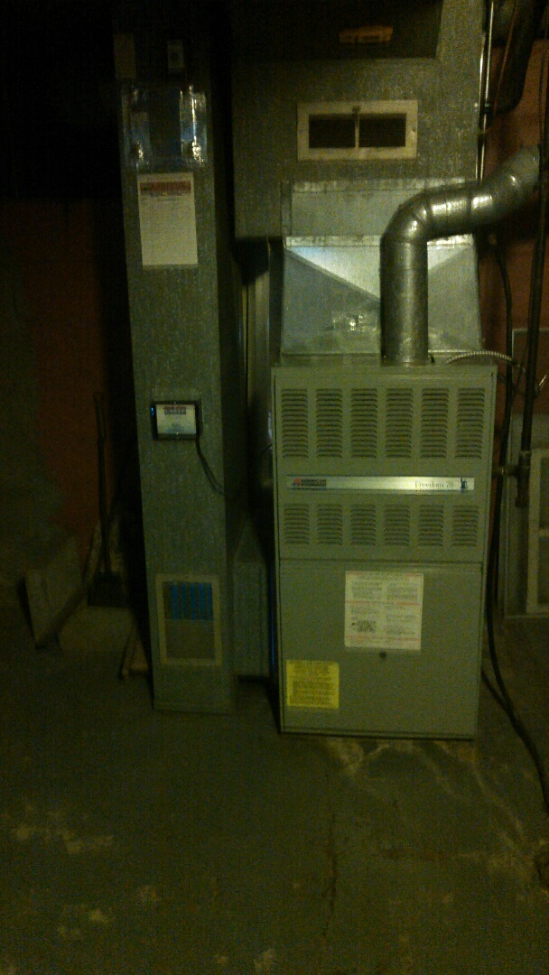 Normal, IL - Furnace clean and check