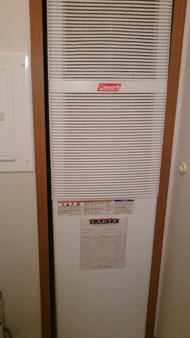 Bloomington, IL - Coleman furnace maintenance