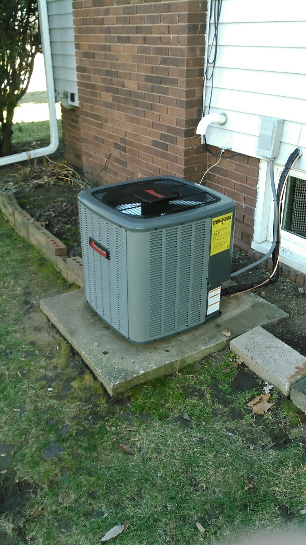 Bloomington, IL - INSTALL NEW AMANA AIR CONDITIONER AND UNCASED EVAPORATOR COIL