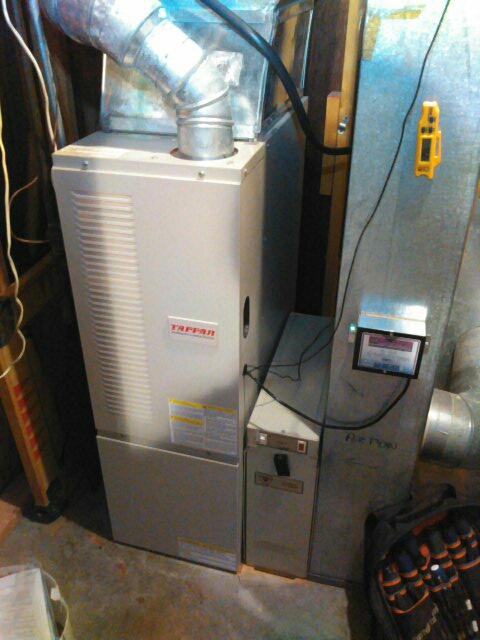 Normal, IL - No Heat Service Call