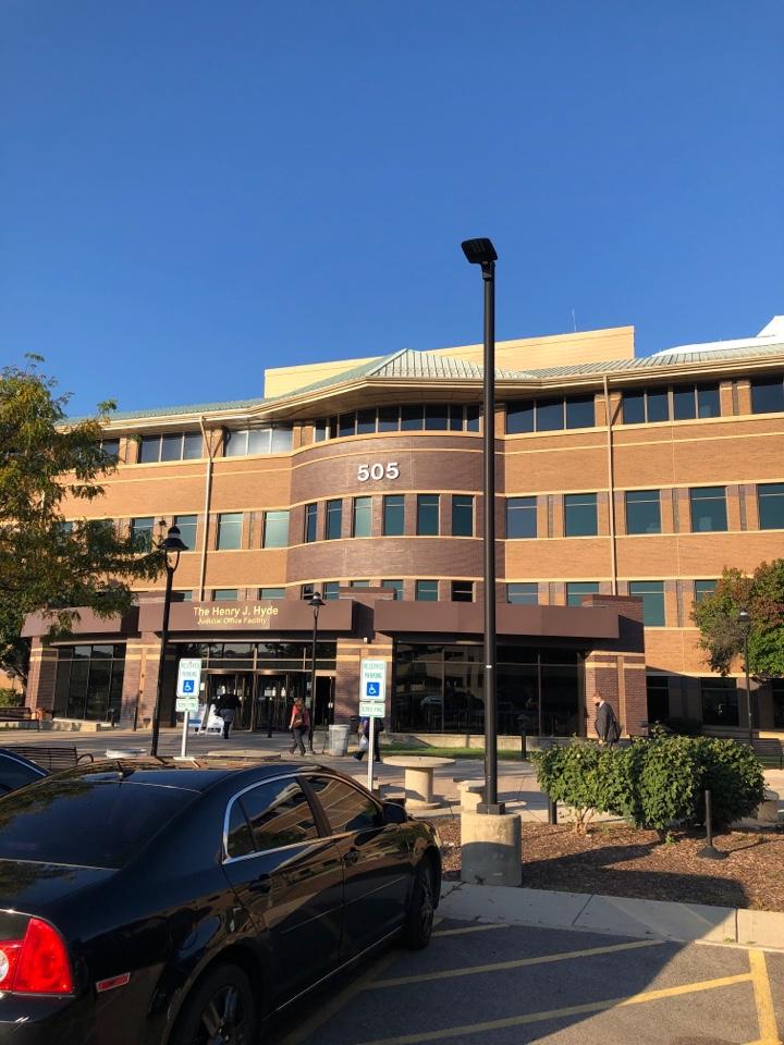 Wheaton, IL - Wheaton Traffic Court open for business!