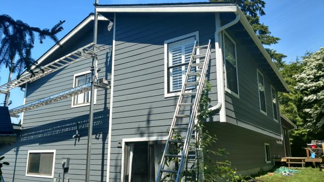 "Kirkland, WA - James Hardie ColorPlus ||8 1/4 (7"" reveal) 