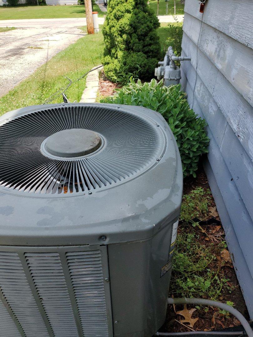 Wilmington, IL - AC maintenance
