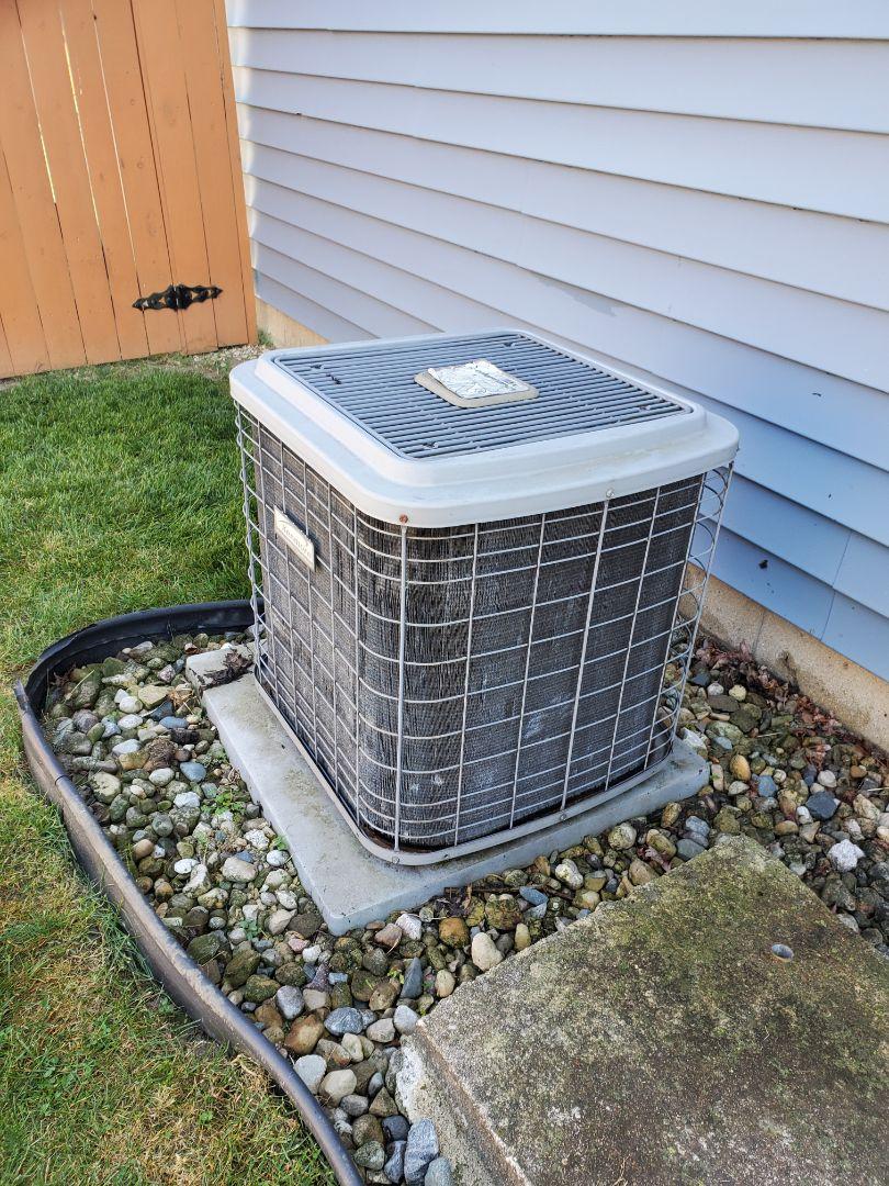 Dwight, IL - Air conditioner tuneup