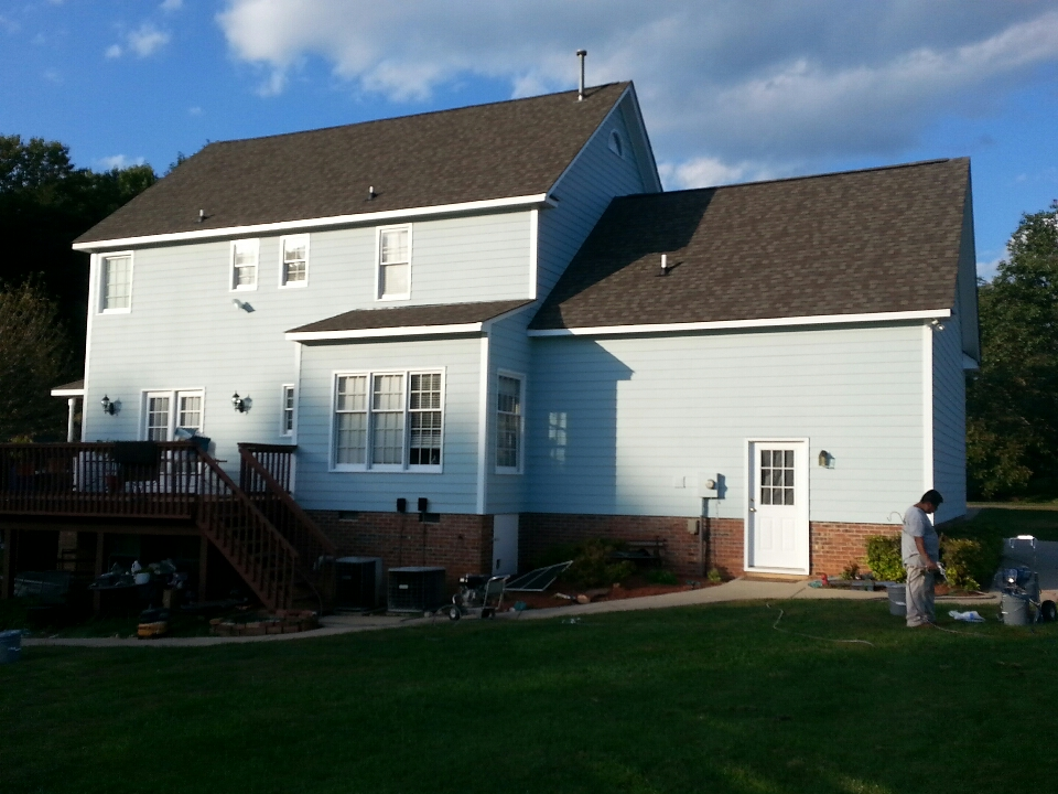 Hillsborough, NC - lifetime roof and siding in Hillsborough by spilman, inc.