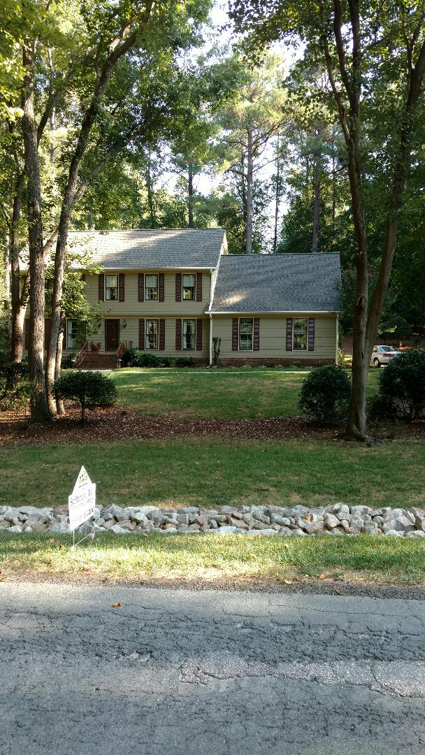 It's BEAUTIFUL!!! Another Roof by SPILMAN, Inc. in Stonebridge, Raleigh, NC
