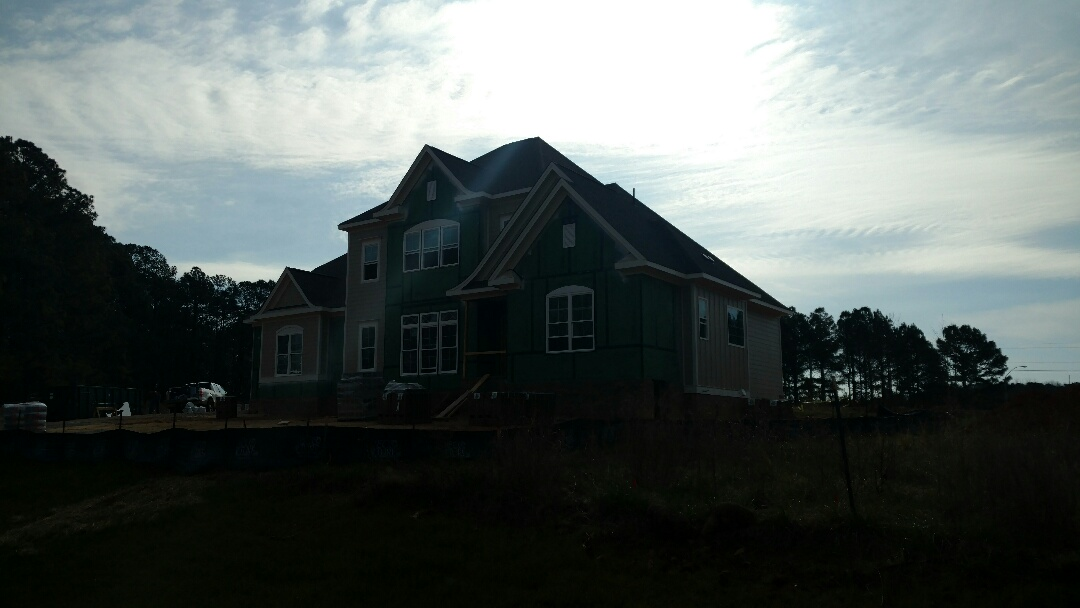 Spilman,Inc. does it ALL....Please, do yourself a BIG Favor, and call or click TODAY! (919)510-0280 www.spilmaninc.com ROOFING SIDING SEAMLESS GUTTERS SHUR-FLO GUTTER COVERS DECKS&SCREEN PORCHES PAINTING WINDOWS