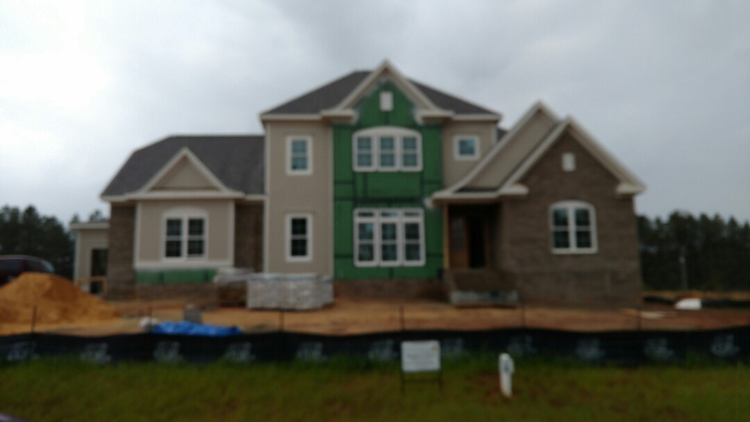 Spilman,Inc. does new construction Too!! Call us for your Free Estimate Today....(919)510-0280 www.spilmaninc.com Roofing, Siding, seamless gutters......Best pricing in NC for Top notch Quality. Value is what we provide...New Lifetime Warranty Roof installs For Less!