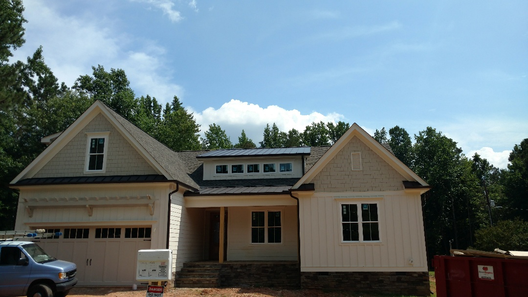Spilman,inc. Roofing PROS does New construction too!!!Call or click Today.