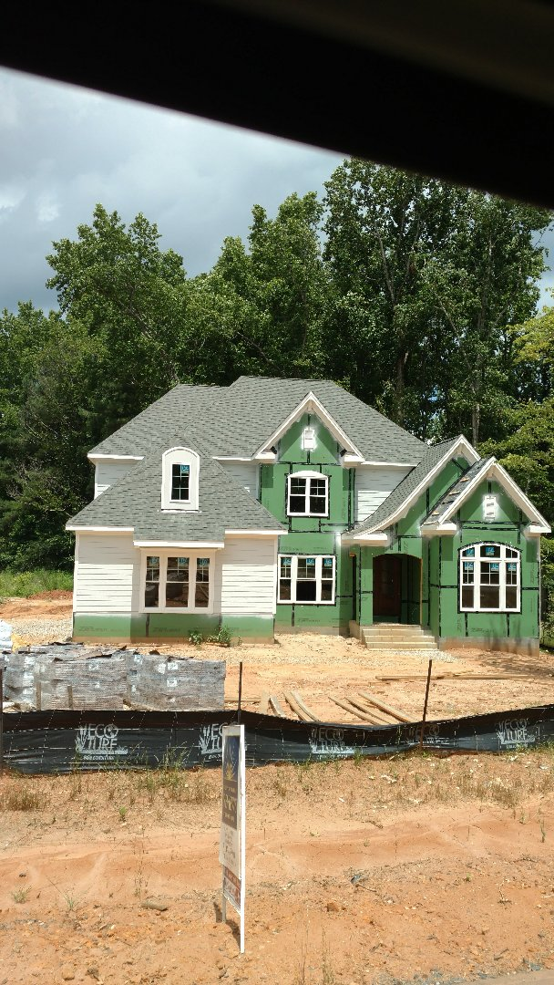 Raleigh, NC - Remember, Spilman, inc. Roofing PROS handles New Construction AND Roof Replacements.....We work for some of the Best custom home Builders in NC, and have built Several custom homes in the past....ie. Abbey's Grove Trail!! CALL or click Today... (919)510-0280 www.spilmaninc.com