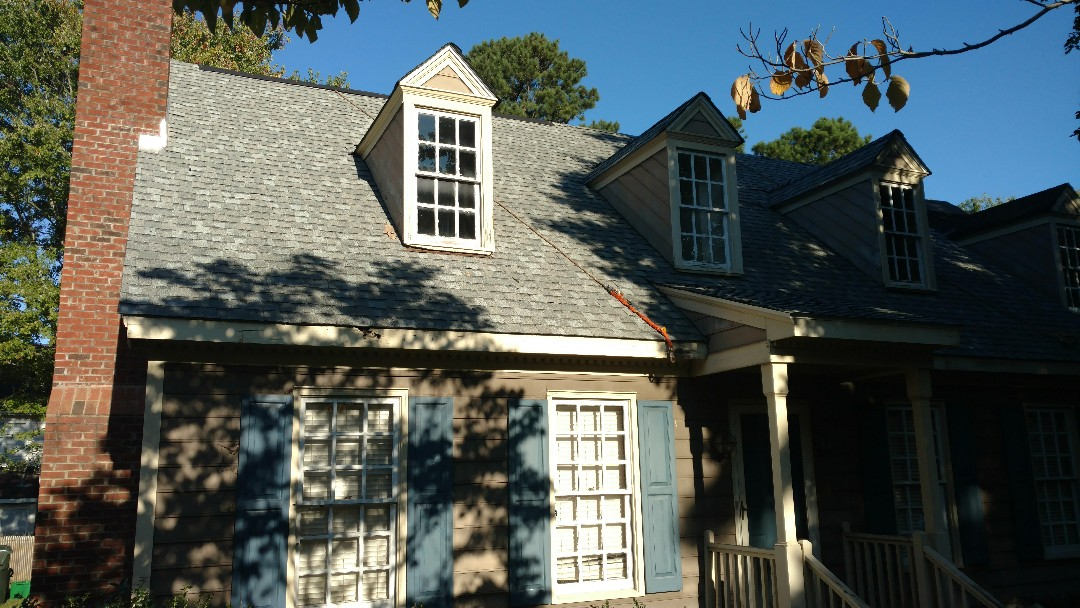Getting So many compliments on The new roof!! This neighborhood in North Raleigh is getting Many roof replacements from Spilman,inc....call or click Today. (919)510-0280 www.spilmaninc.com