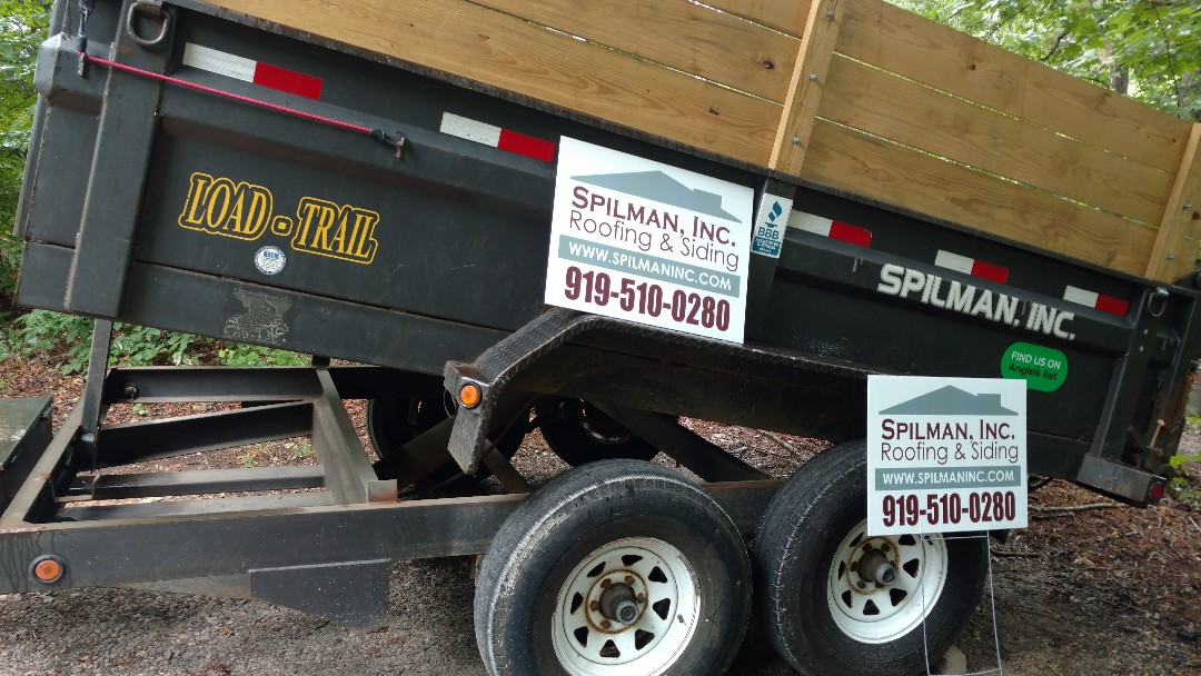 SPILMAN, inc. is Your Go-To Roofing, Siding, Painting & Home Improvement Contractor in NC. NC license #57163, specialized in quality roof replacement service @ Lowest possible price!! The Best Value, with Longest Warranty in the industry.....call to get your FREE ESTIMATE Today!!! (919) 510-0280 www.spilmaninc.com,