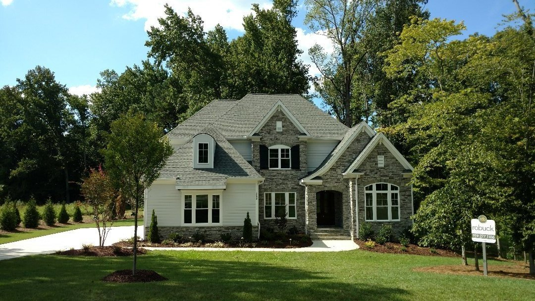 Raleigh, NC - Brand New custom home w/new roof!!! Call or click Today for your FREE Estimate....(919) 510-0280 www.spilmaninc.com