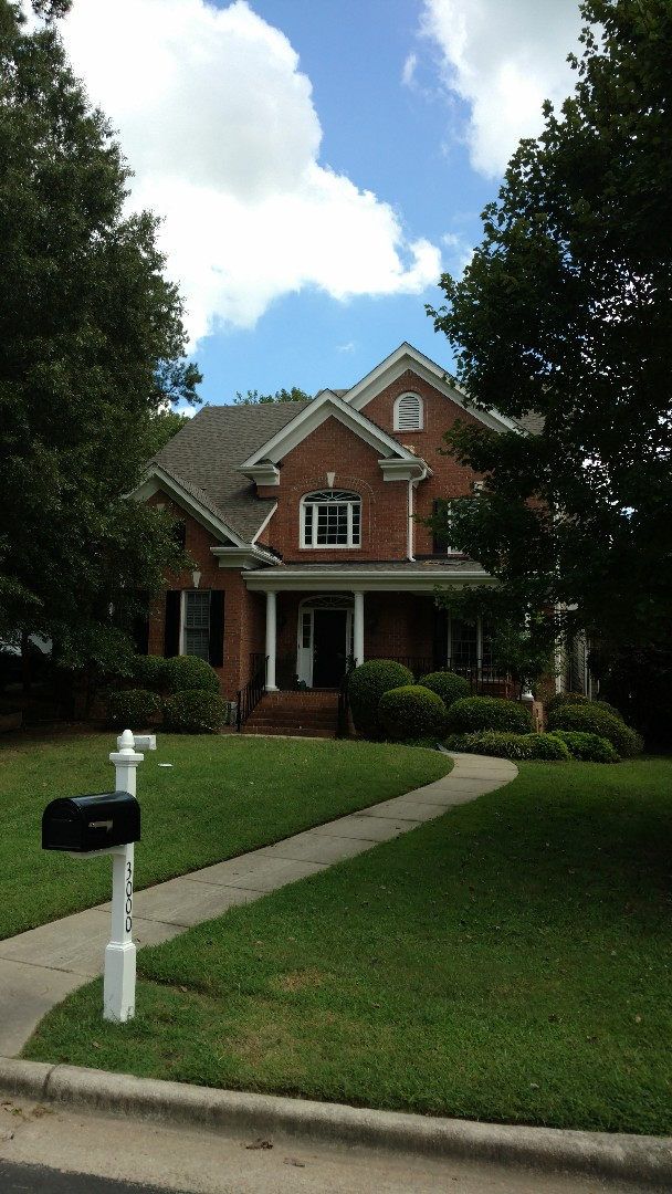 Another great roof replacement by Spilman, Inc. Roofing PROS in Raleigh, NC.