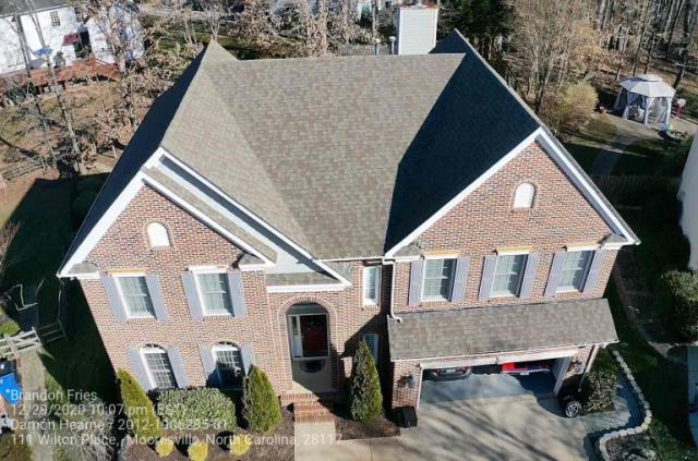 Mooresville, NC - New Gutter Protection System