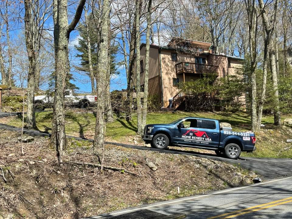 Beech Mountain, NC - Roof repair in Beech Mt , NC