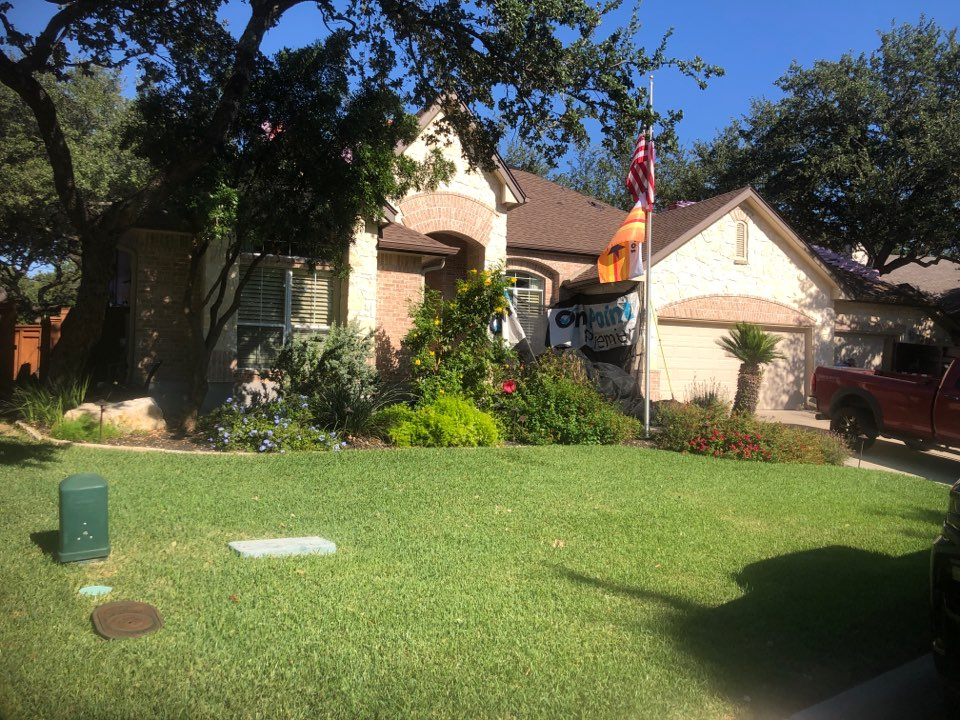 Helotes, TX - Another reroof, paid by the insurance, for hail damages. Helotes, Tx