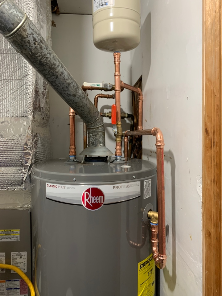 Roswell, GA - Replace water heater
