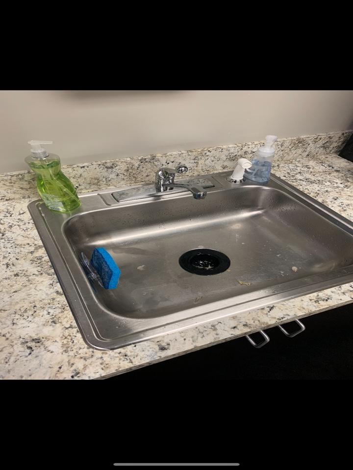Atlanta, GA - Rebuild delta faucet