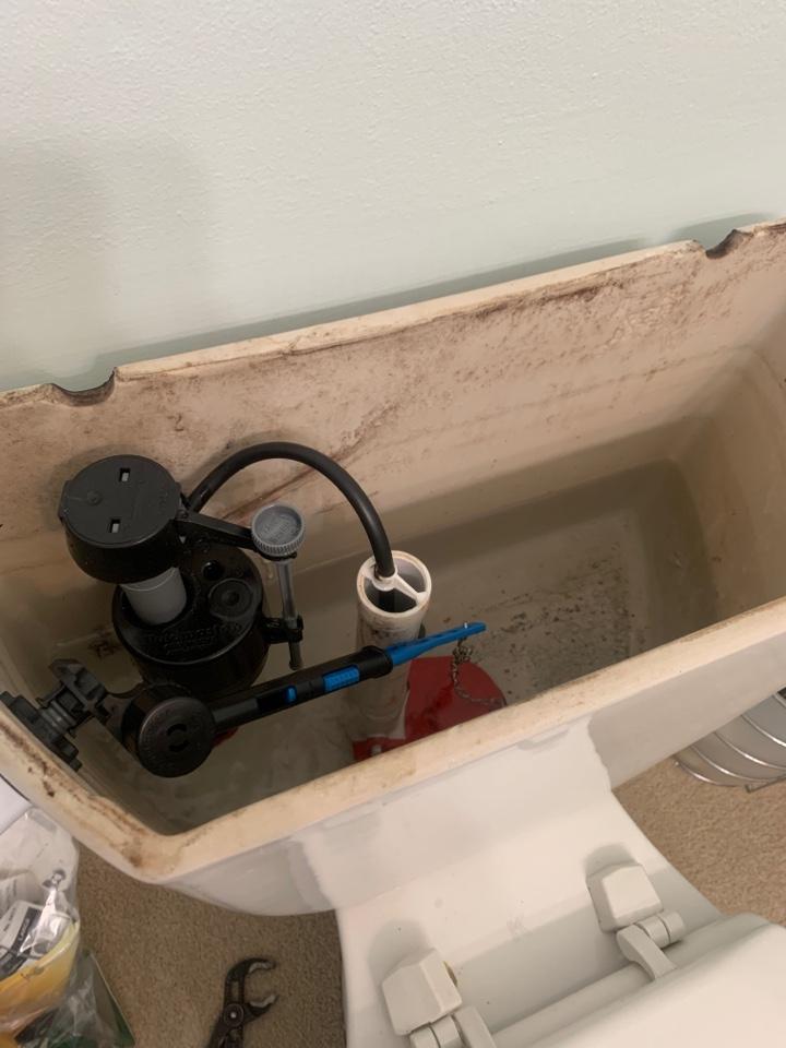 Atlanta, GA - Repair toilet