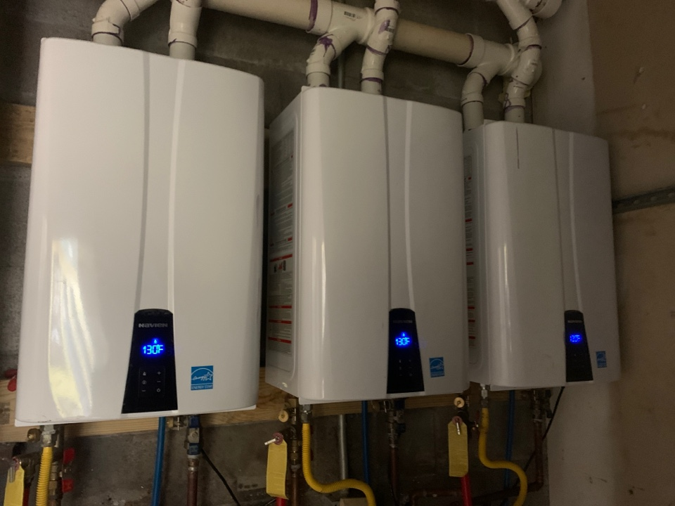 Atlanta, GA - Repair commercial tankless heaters, flush tankless heaters