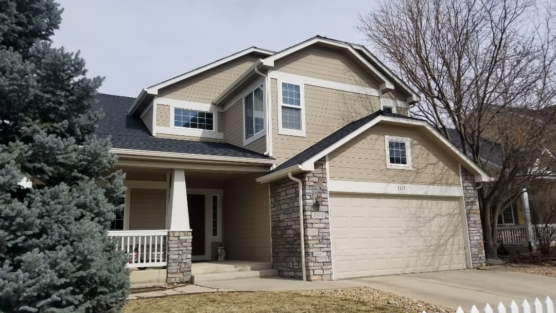 Lafayette, CO - We did a post roof installation inspection as a 3rd party today to ensure all the roofing and gutters were installed correctly. This house is being sold soon and the home owner wanted to be sure that the roof would not end up on a buyer's inspection objection list!