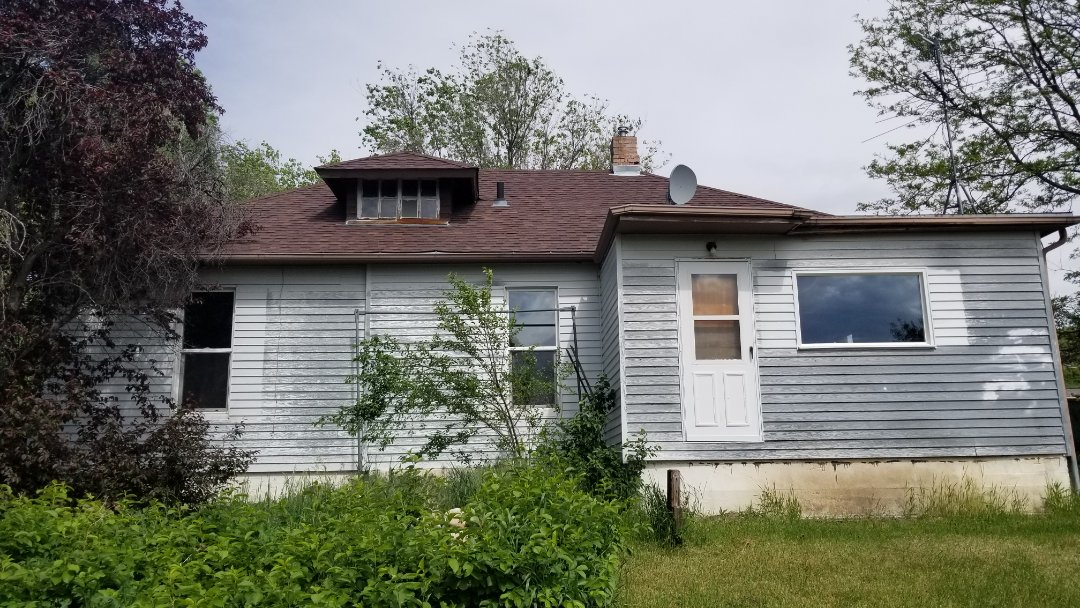 Parker, CO - We are bidding replacement gutters and downspouts on two buildings on this property