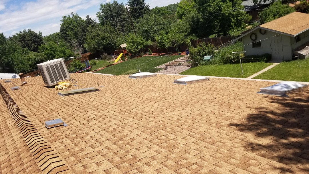 Littleton, CO - We are inspecting the roof for replacement.