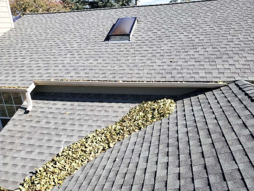 Westminster, CO - We are bidding on a full roof replacement and gutter replacement on this roof that was approved for replacement for hail damage