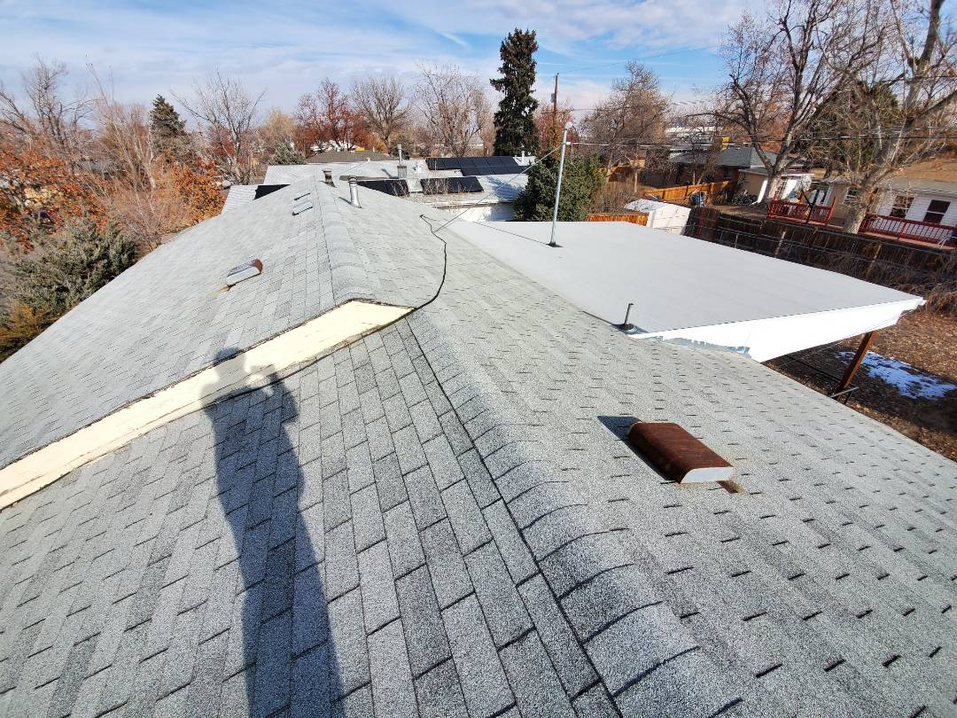 Aurora, CO - We are doing a roof inspection and estimate for a house in Denver that has been approved for full roof replacement.
