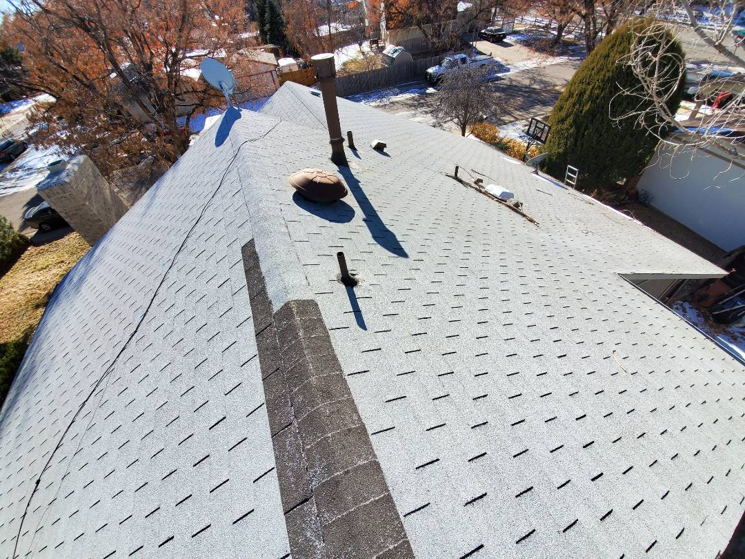Aurora, CO - We are putting together a quote for a full roof replacement because this house is being prepared to get new solar panels installed