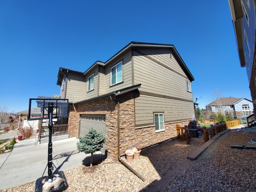Aurora, CO - We are doing a roof inspection for hail damage in Aurora, CO