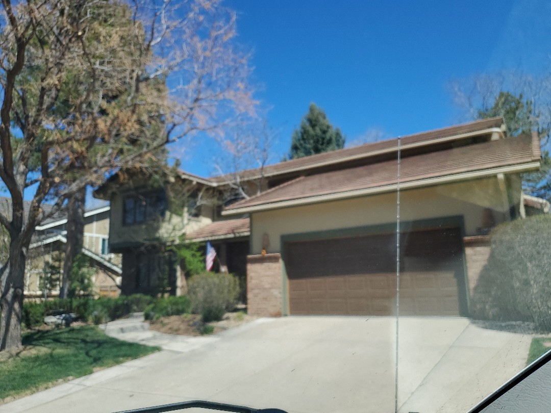 Centennial, CO - We are doing a bid to install additional ventilation on this concrete roof in Englewood