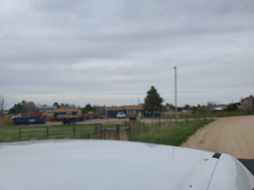 Elizabeth, CO - We are doing a roof inspection for hail damage on this roof in Elizabeth