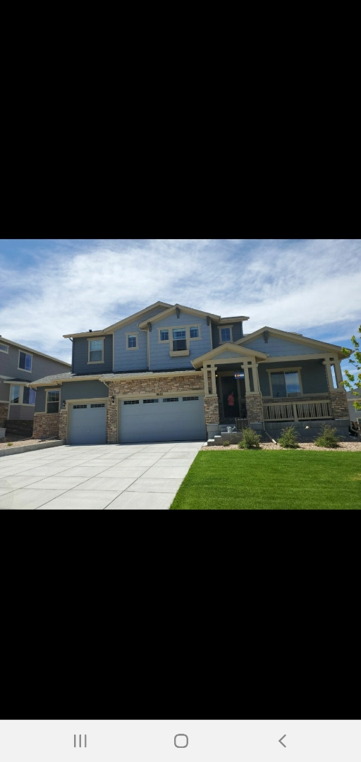 Littleton, CO - We are doing a roof repair for this house in Aurora