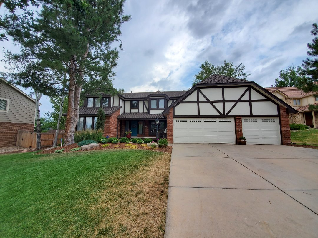 Englewood, CO - We are doing a roof repair in Englewood, CO for a house this is under contract to be sold.
