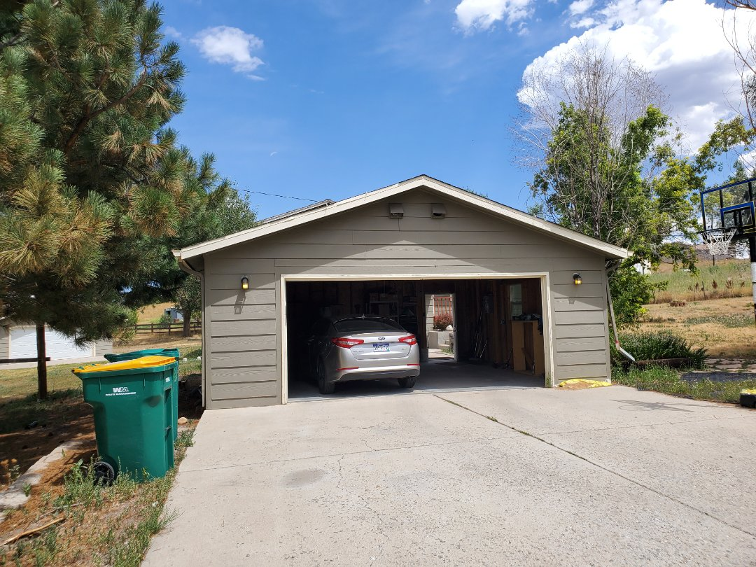 Parker, CO - We are estimating a roof repair and full roof replacement for this house in Parker, CO