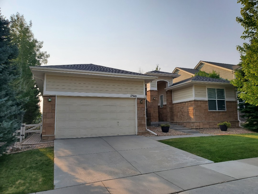 Parker, CO - We are doing a roof inspection for a house that is going to be sold next week. The roof needs a little bit of work before we can provide a roof certification