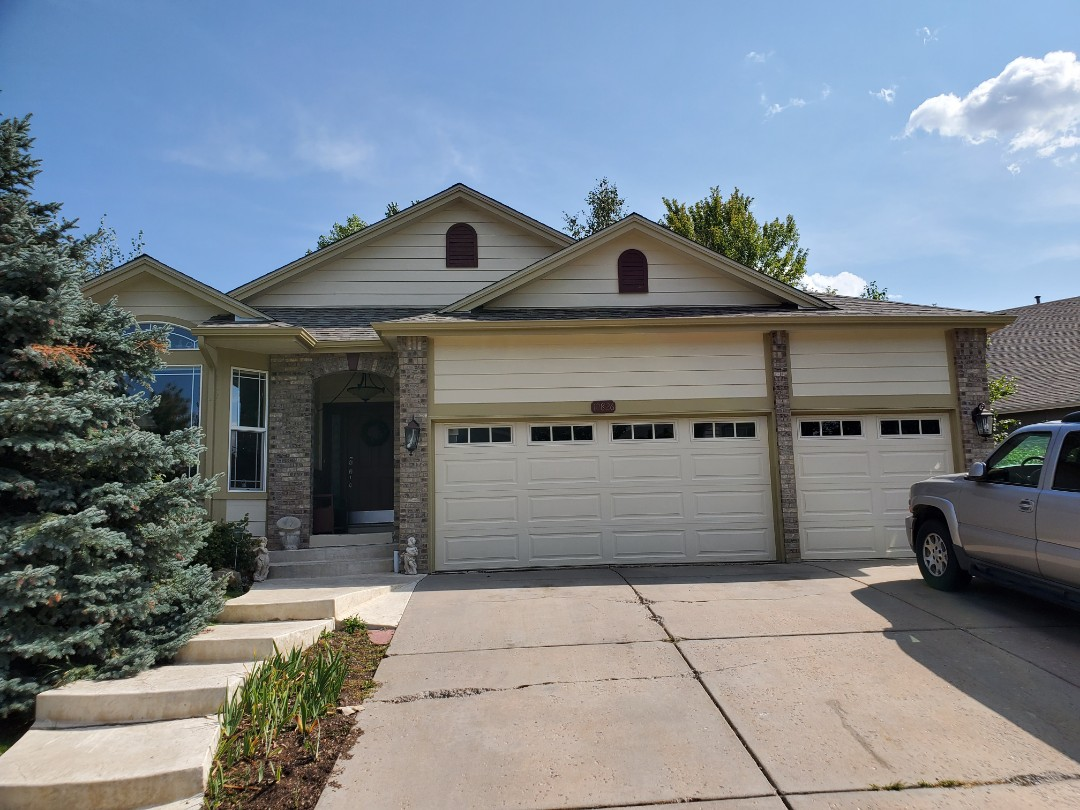 Parker, CO - We are doing a bid to install roofing material over a pergola