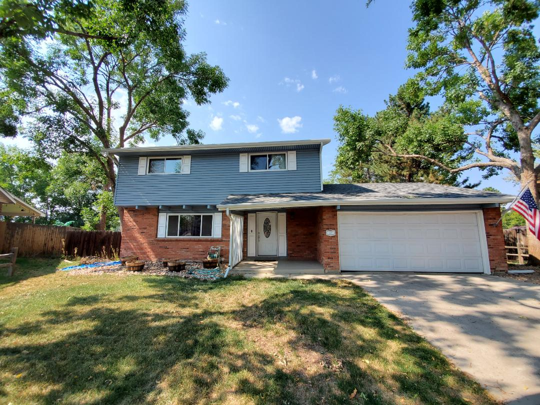Littleton, CO - We are doing a roof inspection for this house in Littleton