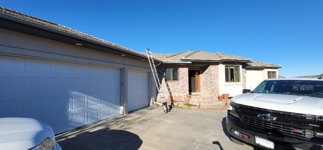 Littleton, CO - We are doing a roof inspection and bid for a roof repair and gutter replacement for this house in Littleton