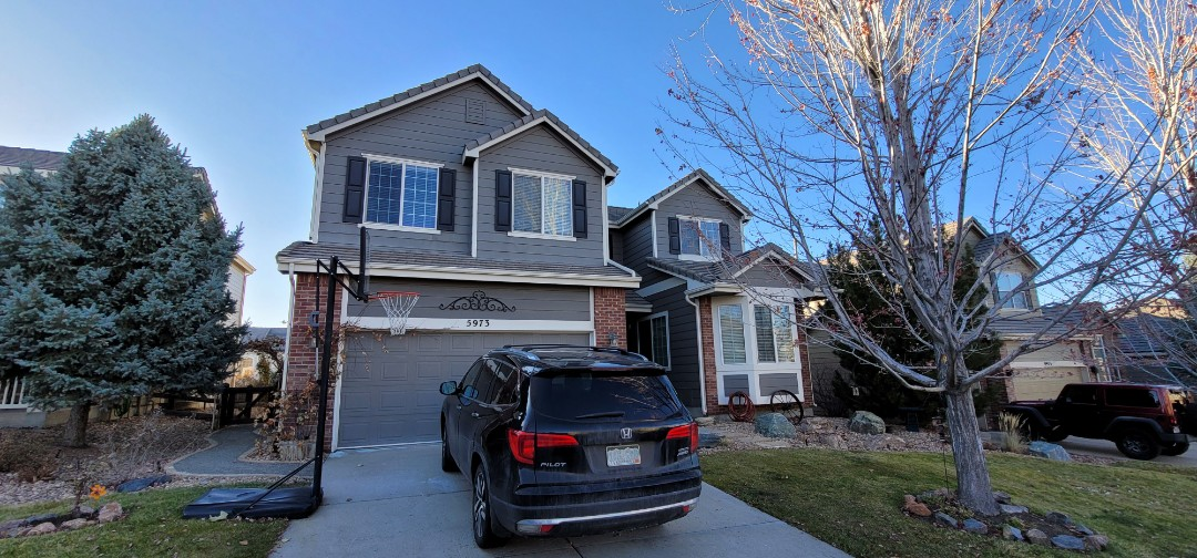 Aurora, CO - We are doing a tile roof repair for this house in Aurora