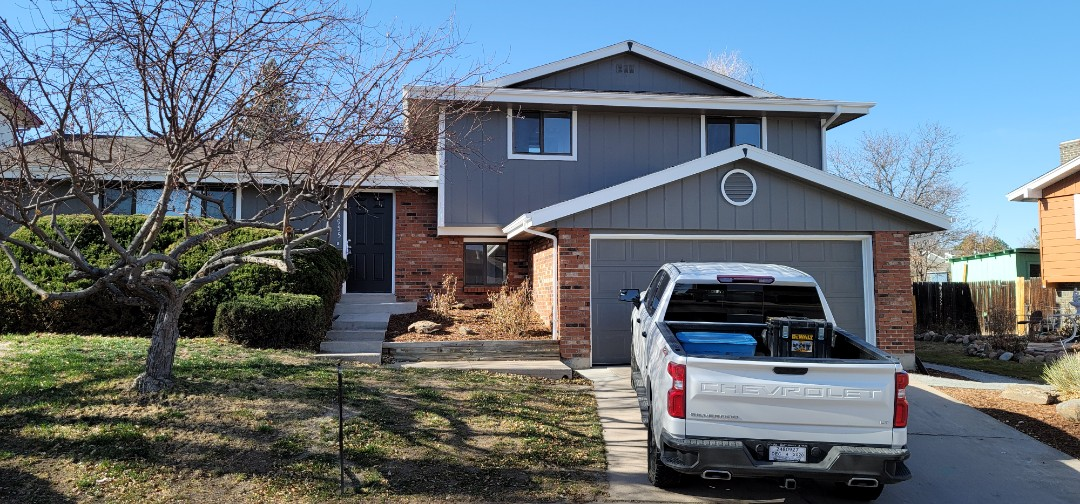 Aurora, CO - We are doing a roof inspection for this house in Aurora that is being sold and the sellers are seeking a roof certification