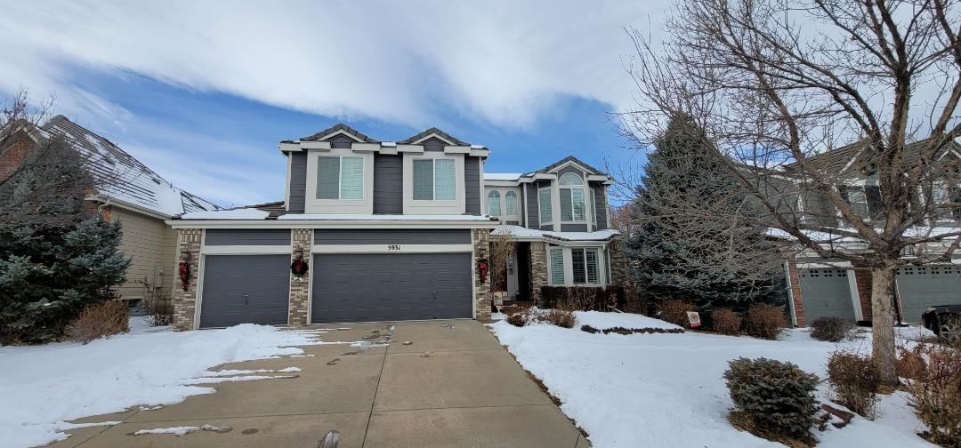Aurora, CO - We are doing a roof inspection for this house that will be for sale in a month or two