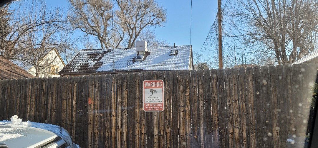 Denver, CO - We are doing a roof inspection for this house in Denver that needs a full roof replacement